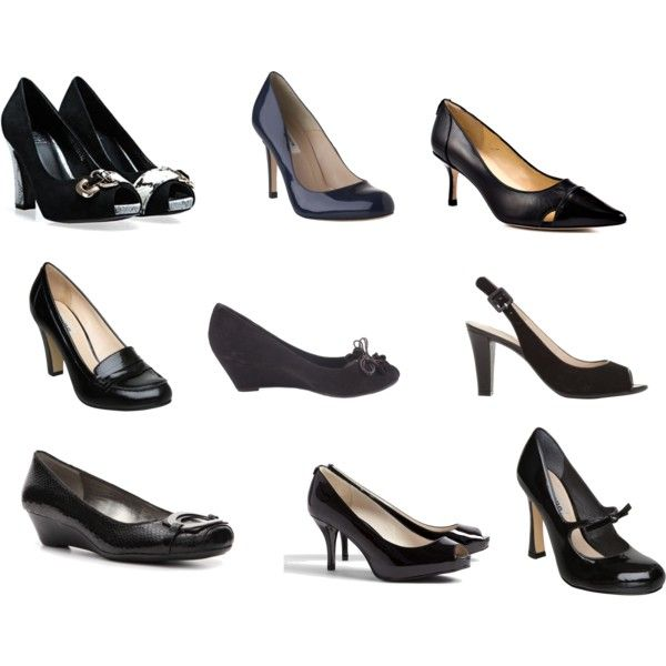 shoes for interview