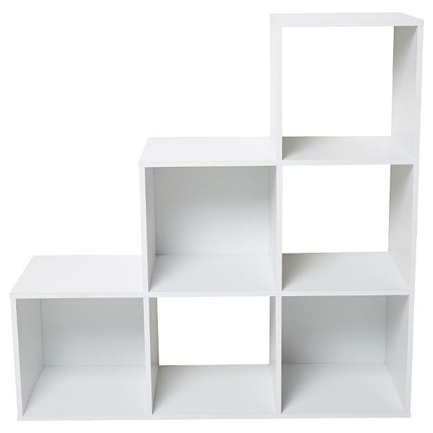 6 Cube Storage Unite - White $29 Target - 6 Cube Storage Unite - White $29 Target My Bedroom Pinterest
