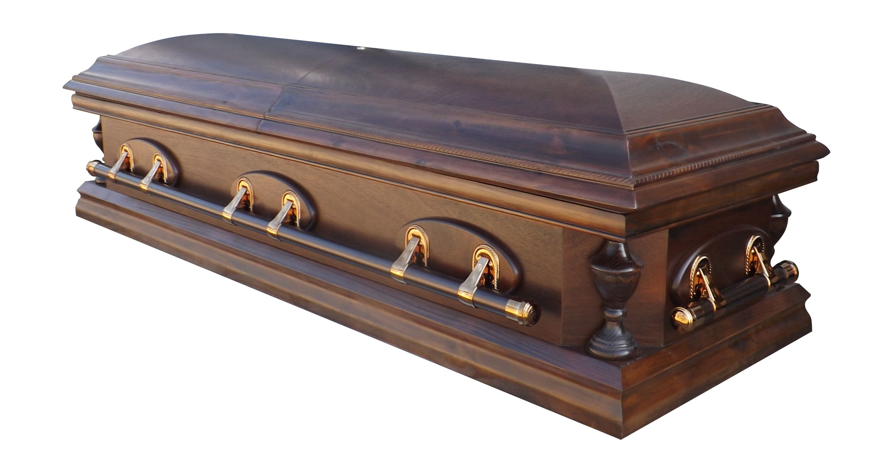 Dome African Funeral Caskets Nationwide Delivery