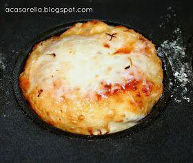 'A Casarella: Pizza Muffins