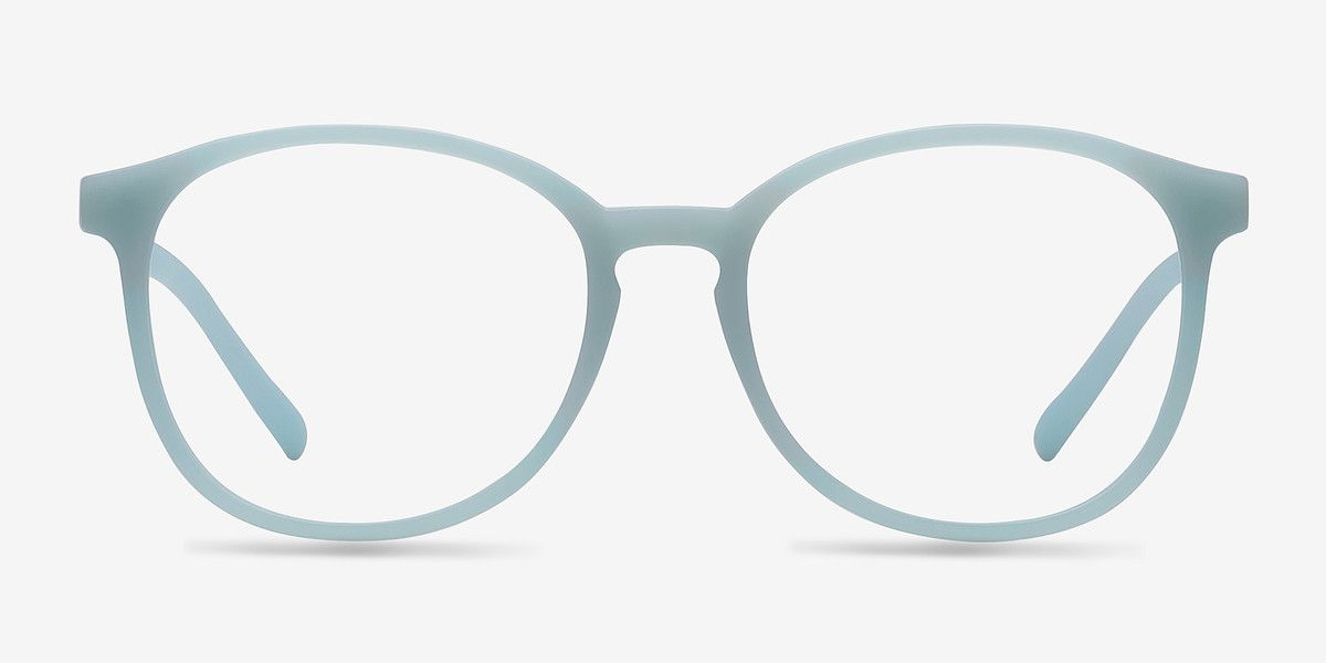 faa7b31cc6 Dutchess Light Blue Plastic Eyeglasses from EyeBuyDirect. A fashionable  frame with great quality and an affordable price. Come see to discover your  style.