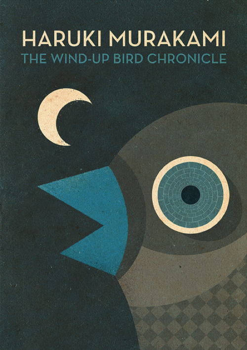 "Murakami, ""The Wind-up bird chronicle"""