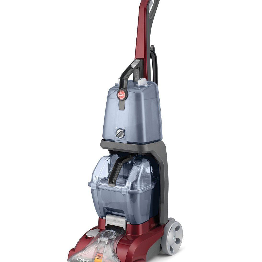 Hoover fh50150 carpet basics power scrub deluxe cleaner