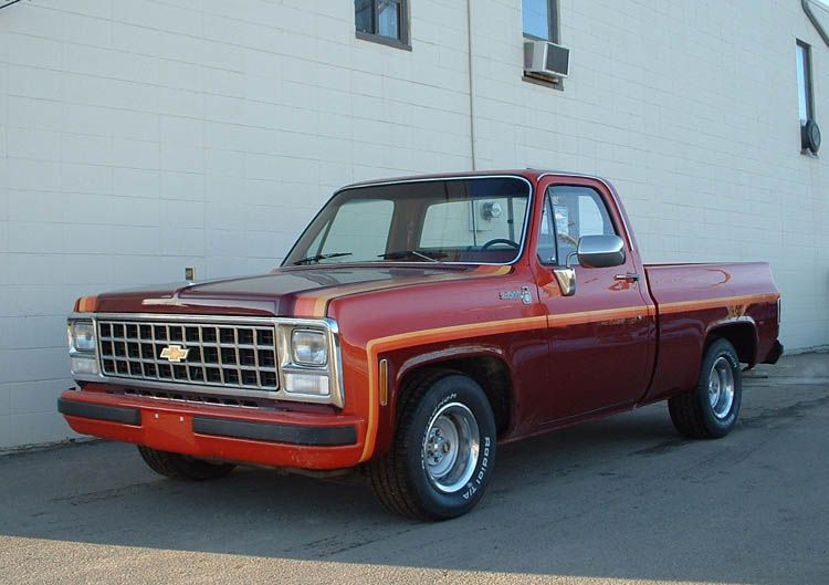 1980 Chevy Sport Chevy Pickup Trucks Chevrolet Trucks Gmc Trucks