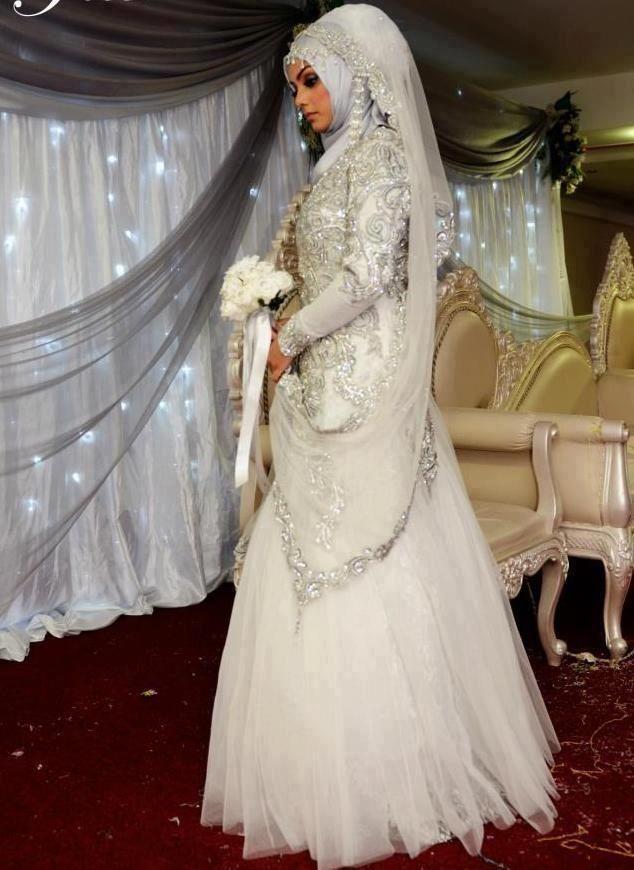 Pin von Nura Shiqin auf Bridal outfits   Pinterest   Brautkleider