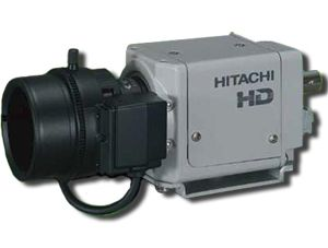 Hitachi's new 1080/60 KP-HD20A @ IVS imaging - Home