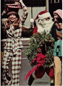 Fab Vintage 1973 Holiday Fashions | Musings from Marilyn - Finnfemme blog