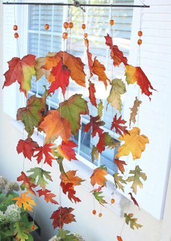 Fall Leaves windblower