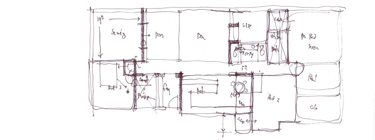 Architectural Sketch Series Schematic Design Schematic Design Design Sketches