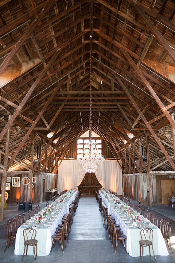 Santa Lucia Preserve California Wedding Venue Barn Weddings Rustic Venues Seating