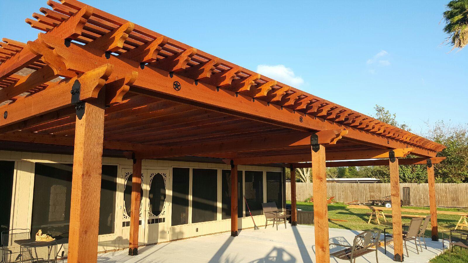Idea by OZCO Building Products on Pergolas & Arbors