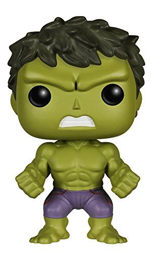 Amazon Com Funko Marvel Avengers 2 Hulk Action Figure Toys Games Funko Pop Avengers Funko Pop Marvel Hulk Marvel