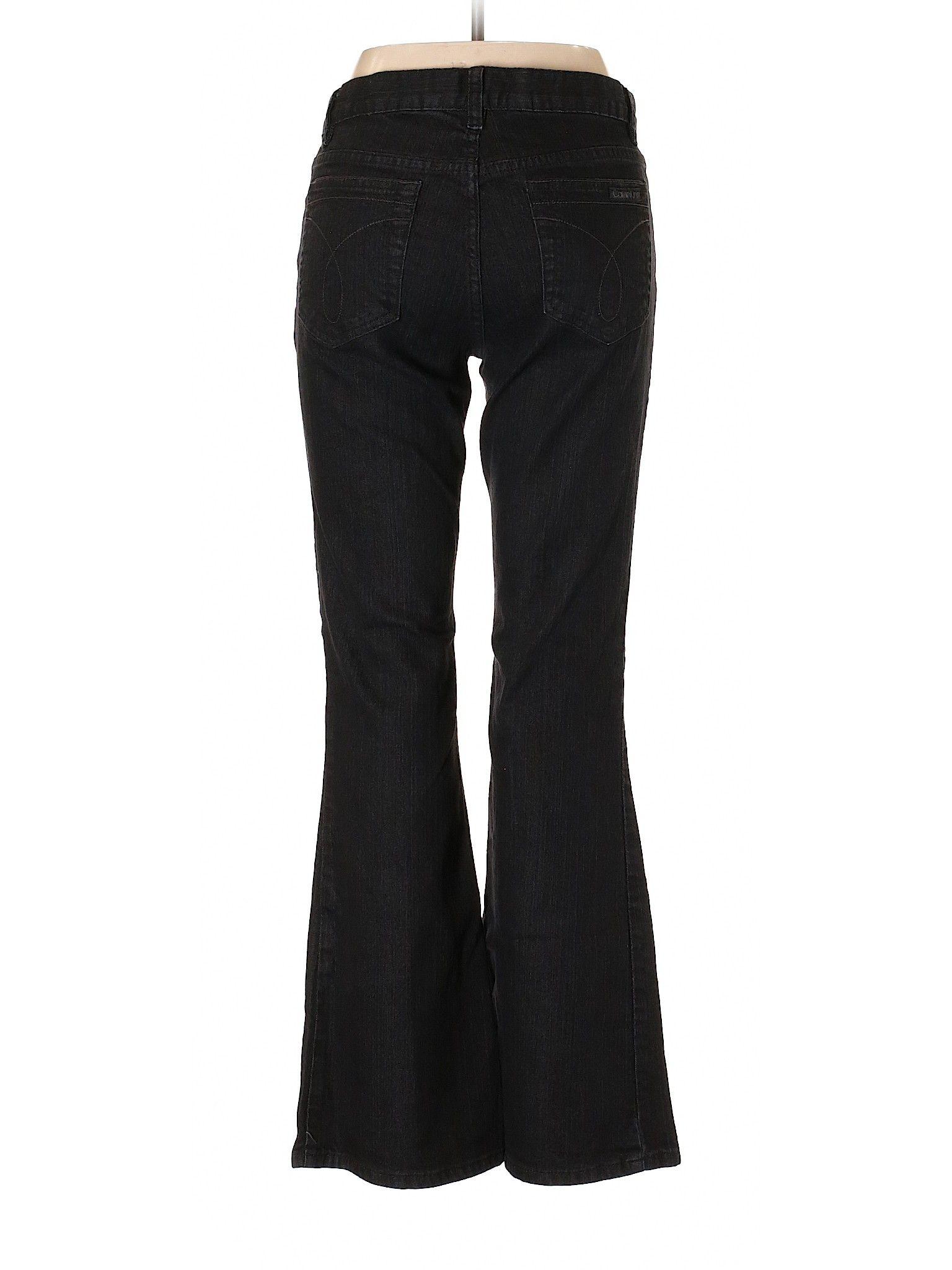 CALVIN KLEIN JEANS Jeans  Size 10.00 Black Women s Bottoms -  14.99 ... e19bcafa2a