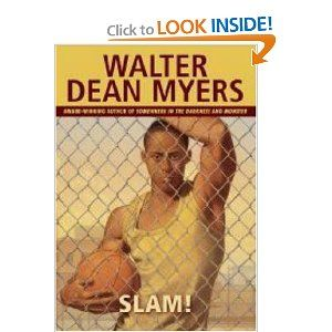 what books did walter dean myers wrote