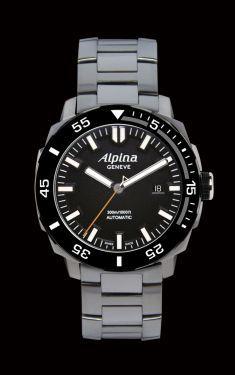 Extreme Sailing - 44_mm - AL-525LB4V6B - Alpina Watches
