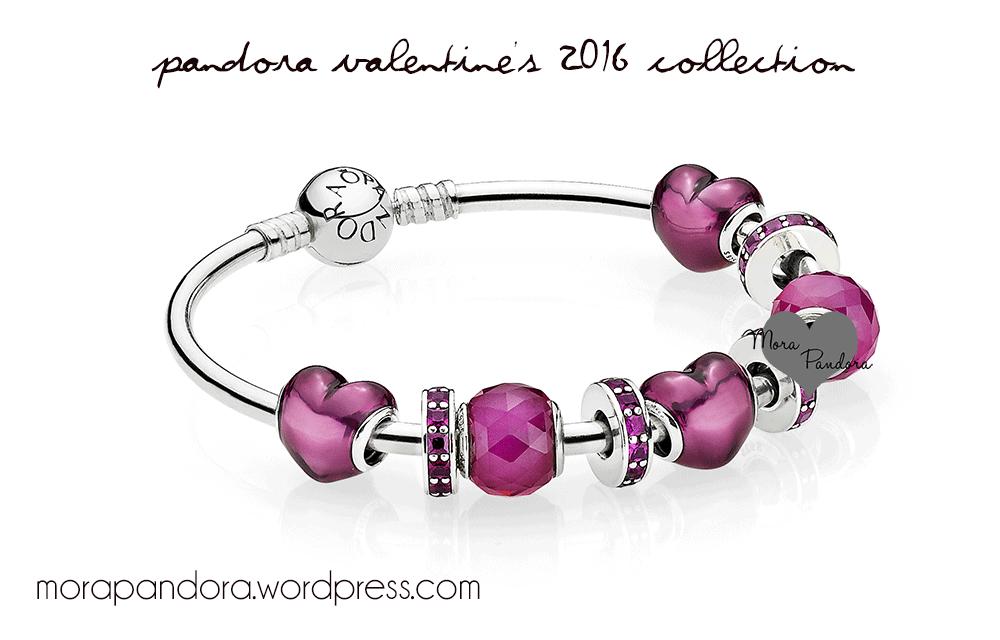 pandora valentine bracelet - Pandora Valentines Bracelet