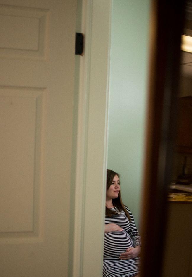 Maternity, beautiful bump Ashley Glass Photography » Blog