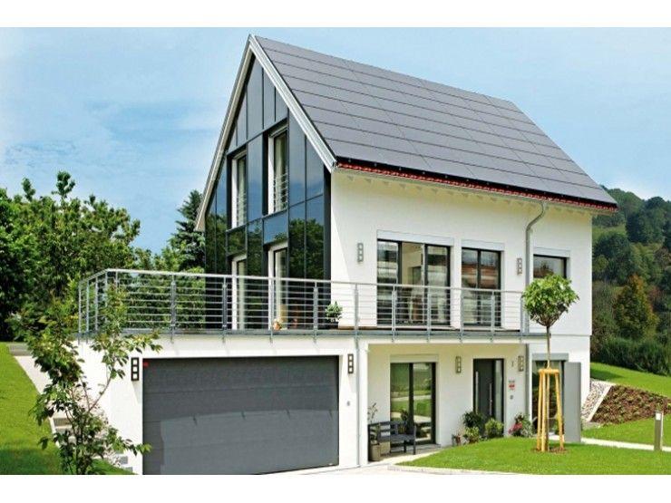 hanghaus dachterrasse fassade solarkollektoren vertikal m o v i n g pinterest haus. Black Bedroom Furniture Sets. Home Design Ideas