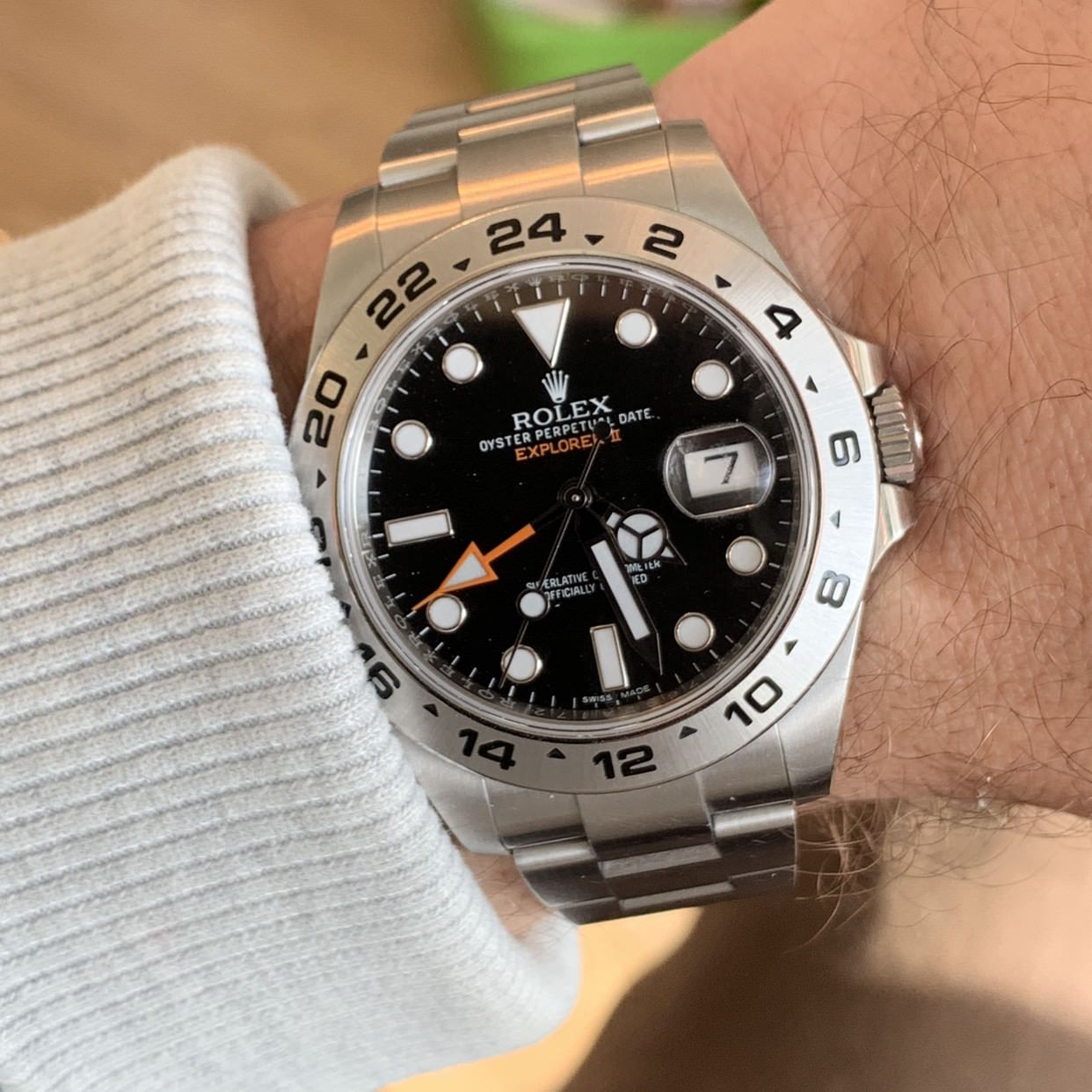 [Rolex] True Toolwatch. (With images) Rolex, Rolex