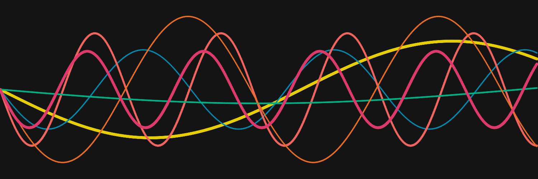 Sine Waves School Crafts Sine Wave Neon Signs
