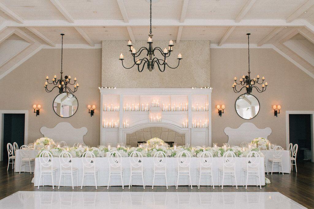 Modern Elegance at Kiawah Island Island weddings
