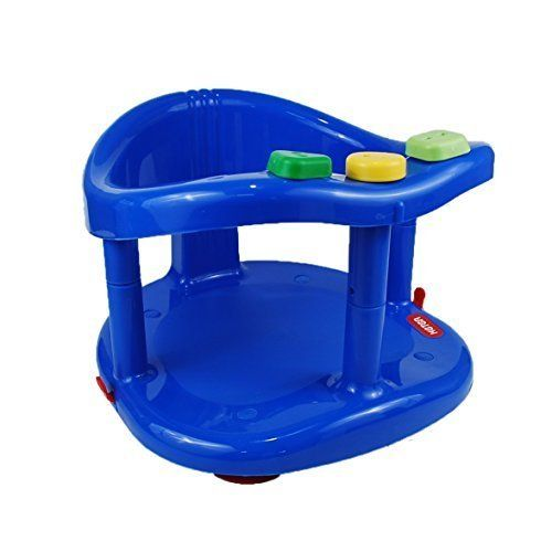 Babycare Bath Tub Support Ring Dark Blue Anti Slip Baby Seat Baby