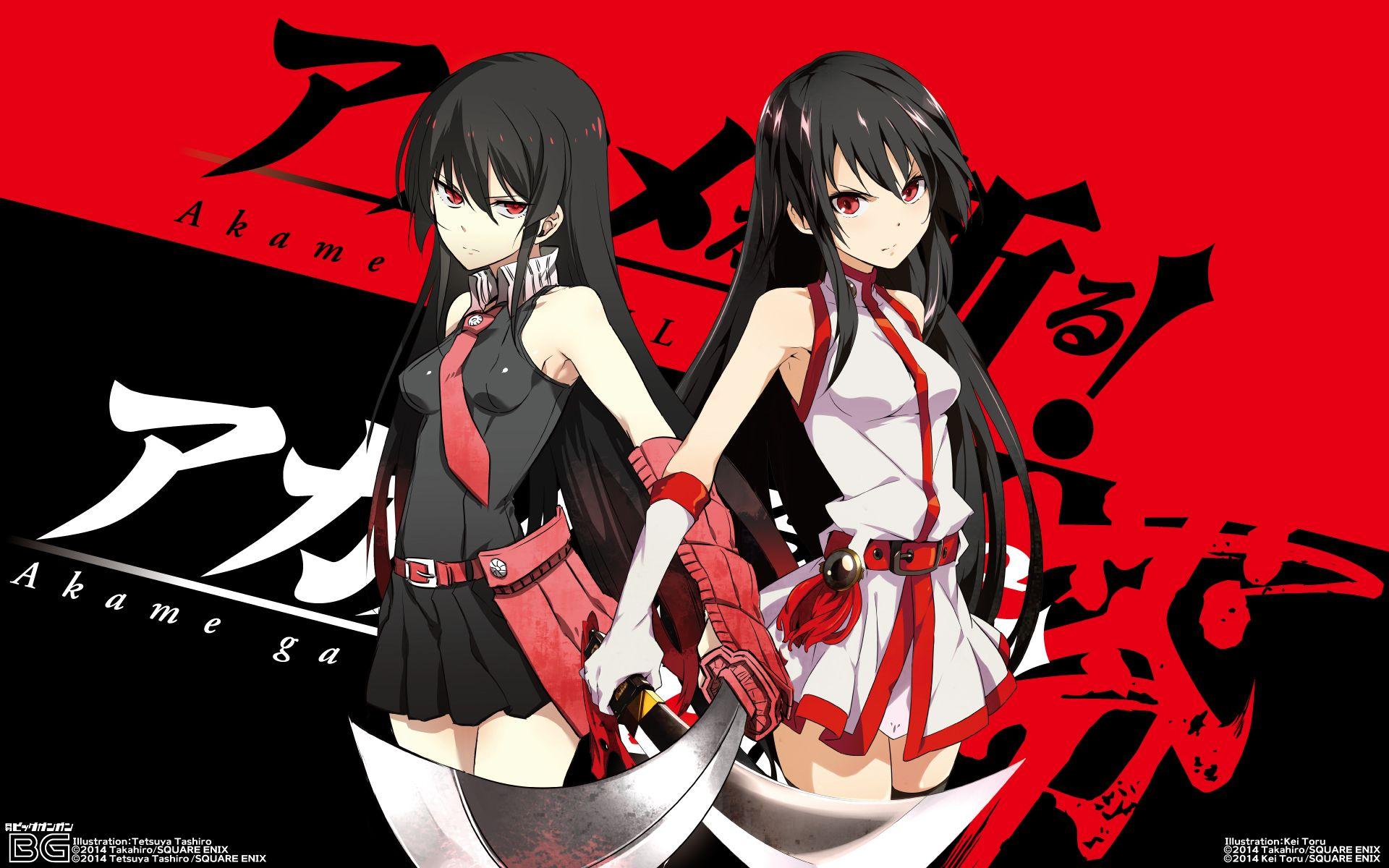 #AkamegaKill like the fanpage to see the latest episode https://www.facebook.com/AnimeSeriesHD