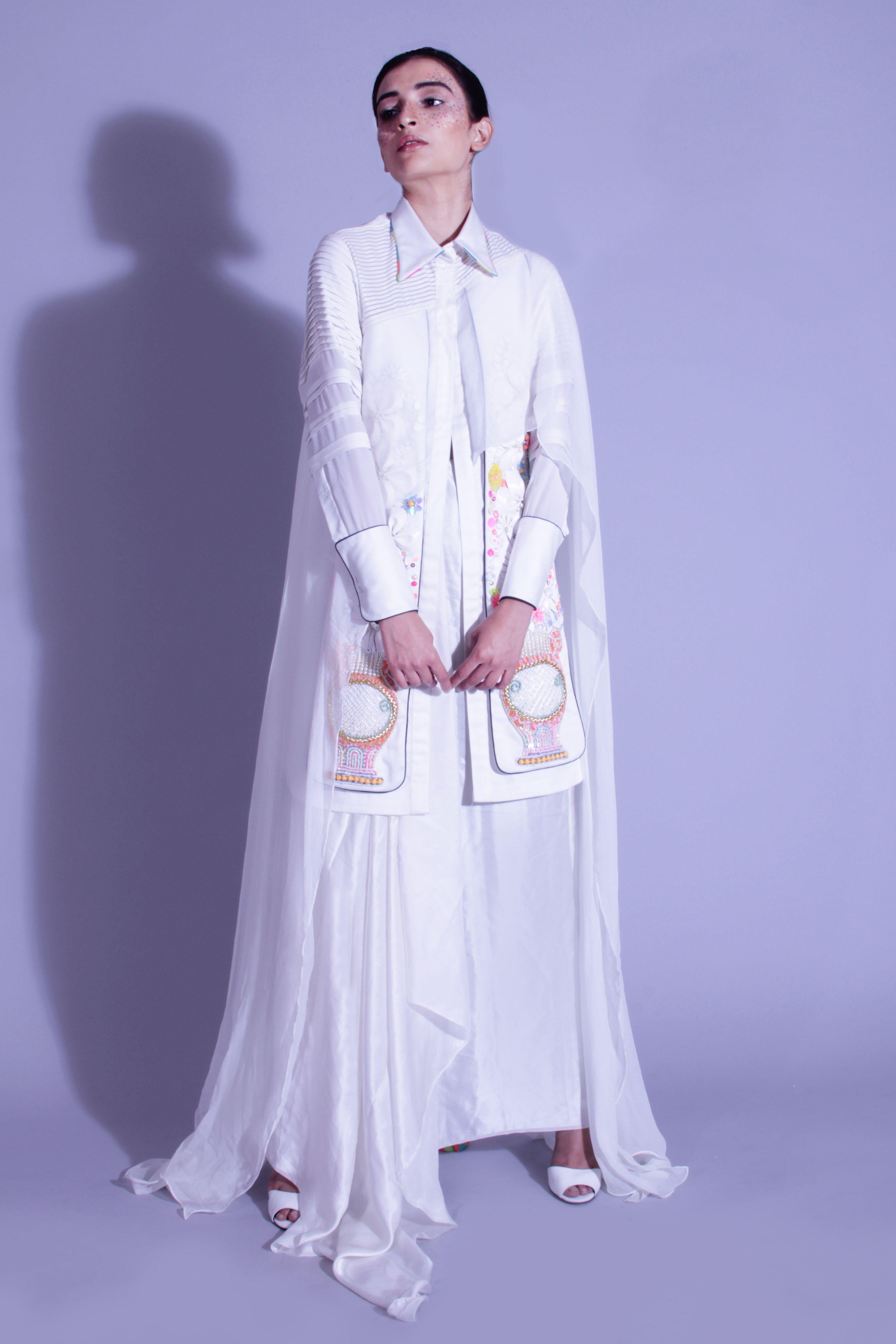 Lujo Vestido De Novia De Inspiración Asiática Festooning - Ideas de ...