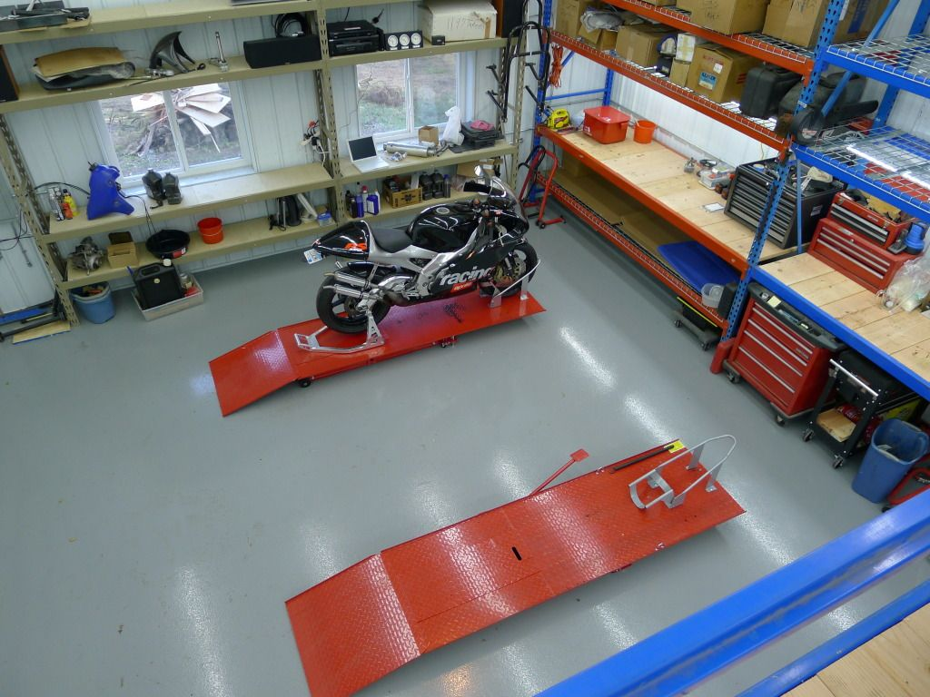 motorcycle shop ideas Google Search (With images