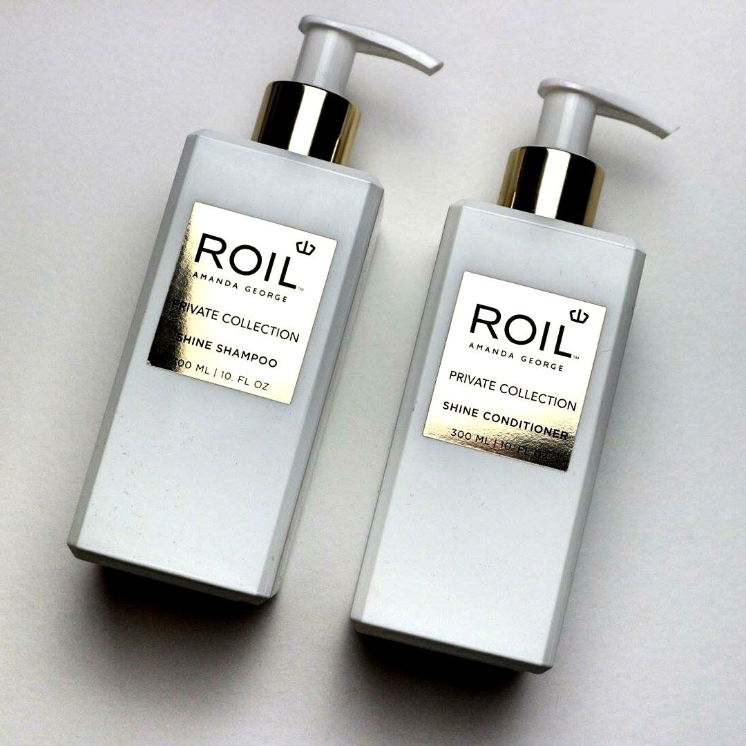 Roil Shampoo and Conditioner