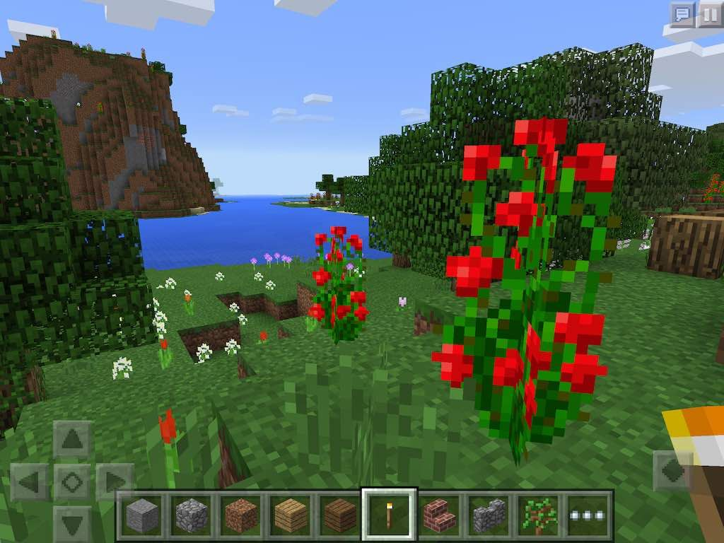 Mcpe 0 13 0 14 flower forest biome seed