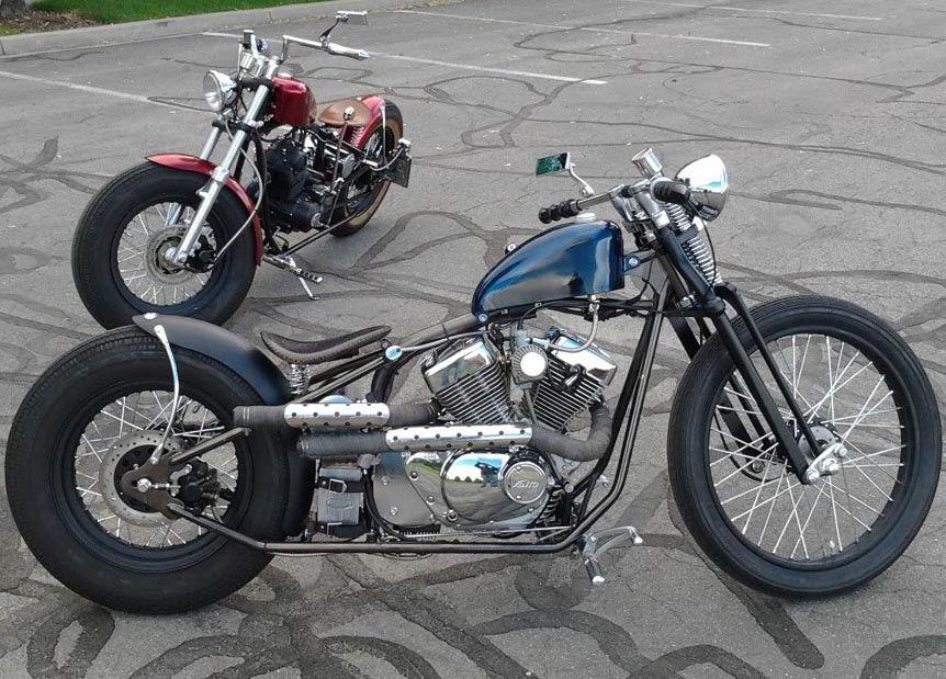 Kikker 200cc Motorcycle | disrespect1st.com on