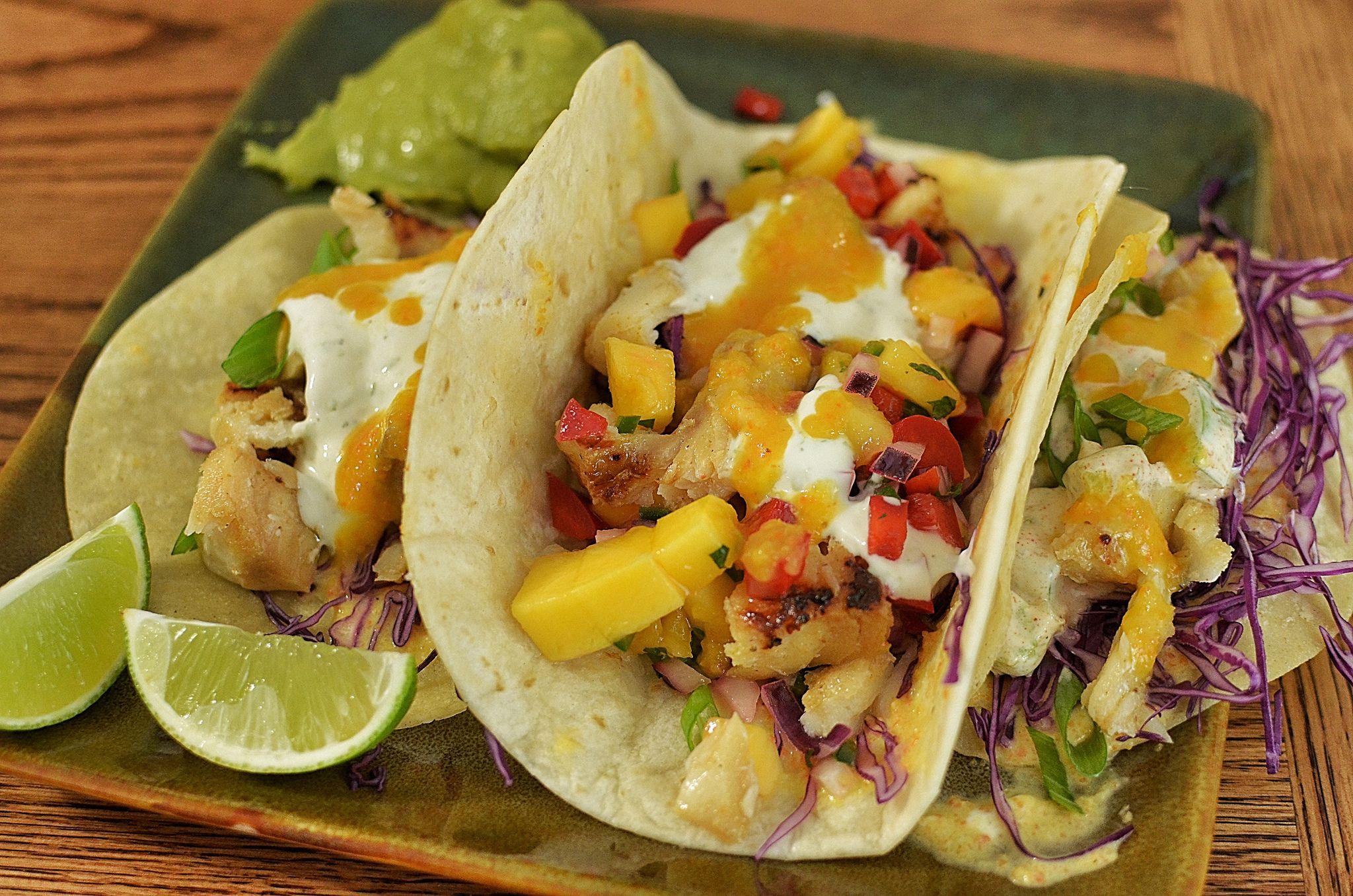 Fish tacos seafood restaurant food mexican food recipes