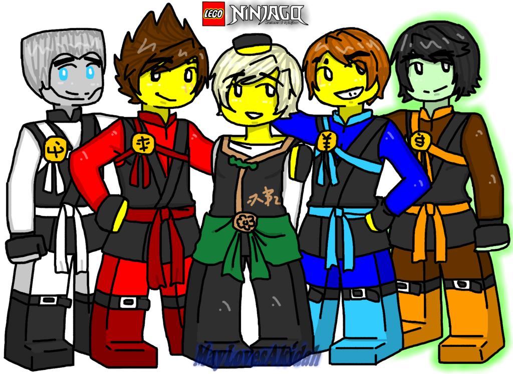Lego Ninjago #750 By MaylovesAkidah On DeviantArt