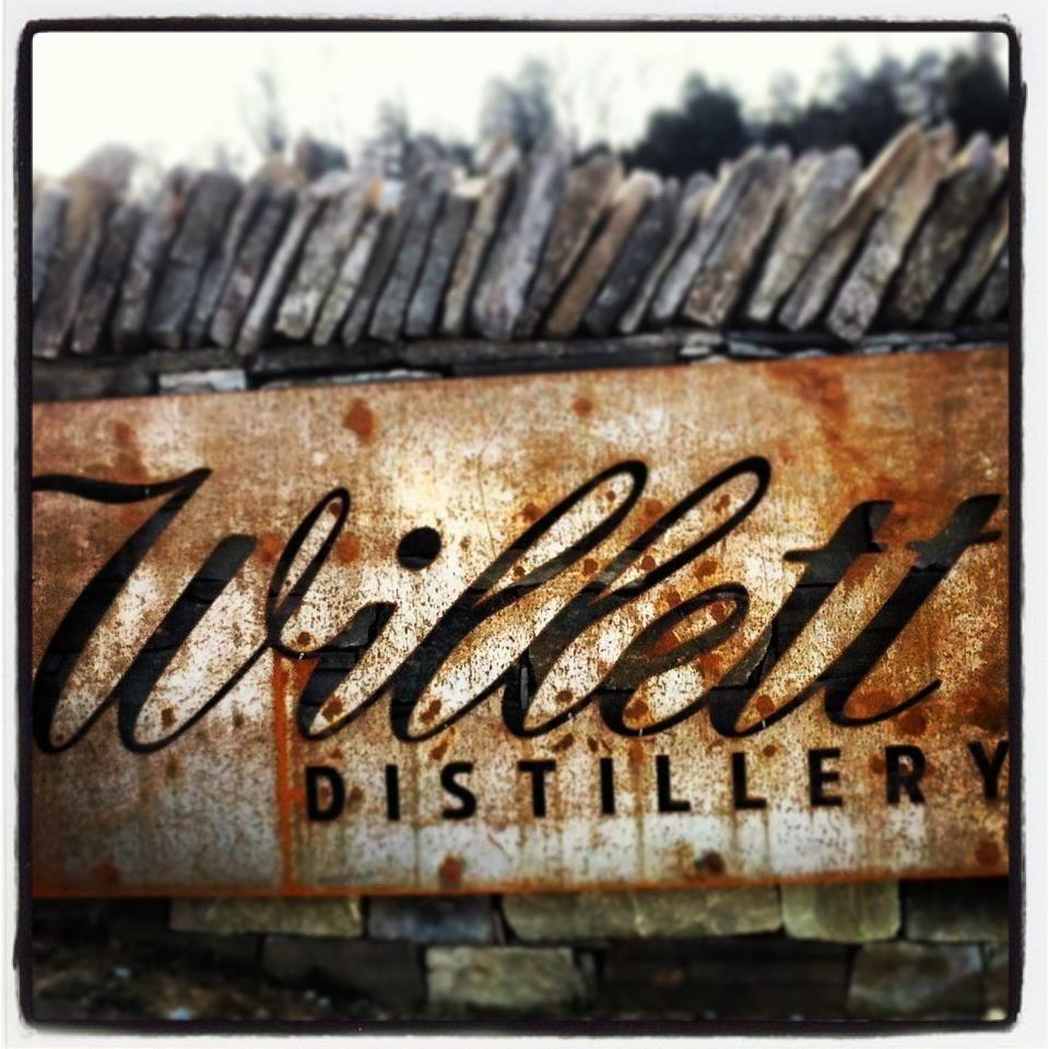 Willett in Louisville, KY Distillation, Gluten free