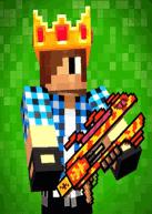 Ghim trên Pixel gun 3D