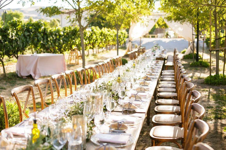 Jacuzzi Vineyards, Sonoma Amazing wedding venues in