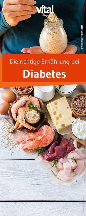 Essen und trinken bei diabetes typ 2