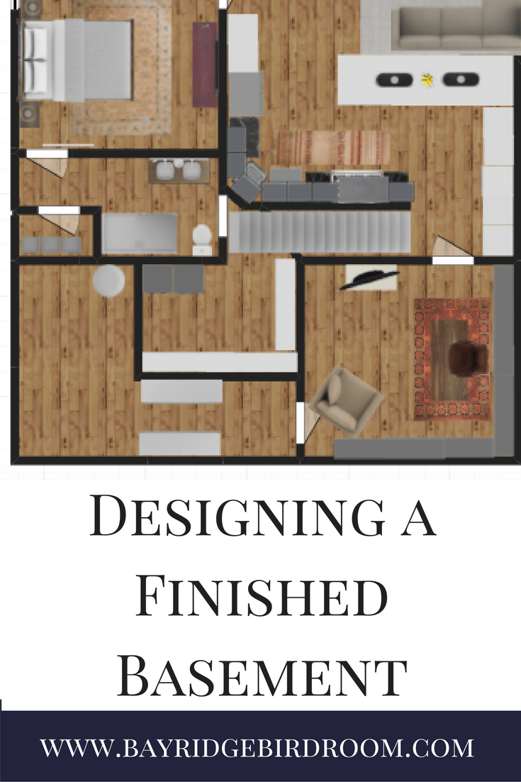 Interior Design Using The Online Tool Roomstyler To Design Spaces For Your Home Home Des Basement Design Layout Basement Design Finished Basement Designs
