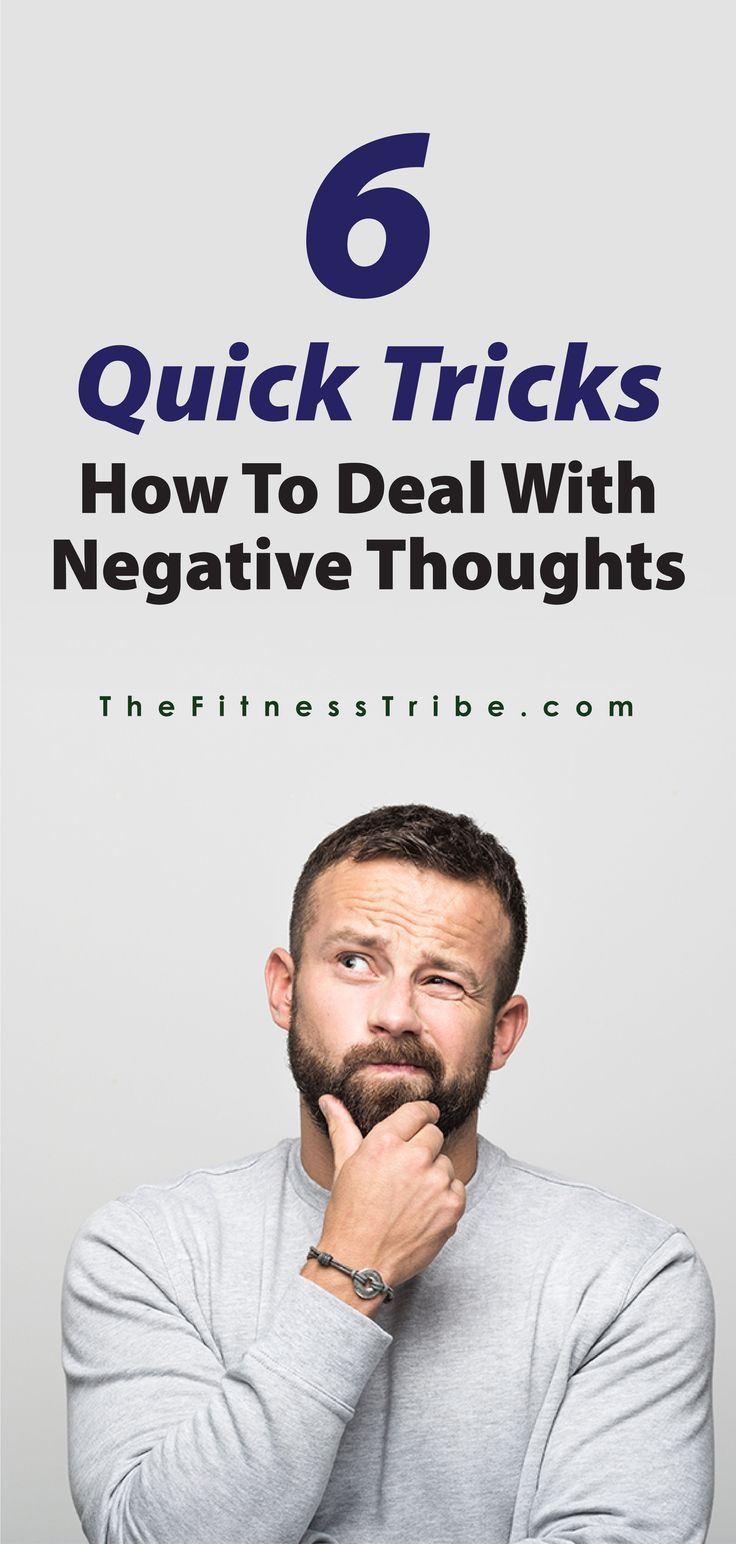 pictures Tricks for Dealing with Negative Thoughts During Runs