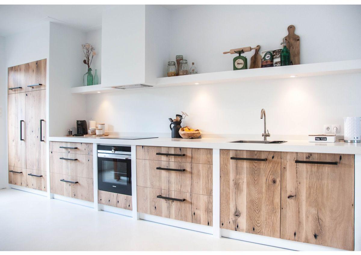 Keukens Ba Os Pinterest Cocinas Casa De Pueblo Y Cocinas  # Keuken Muebles De Cocina