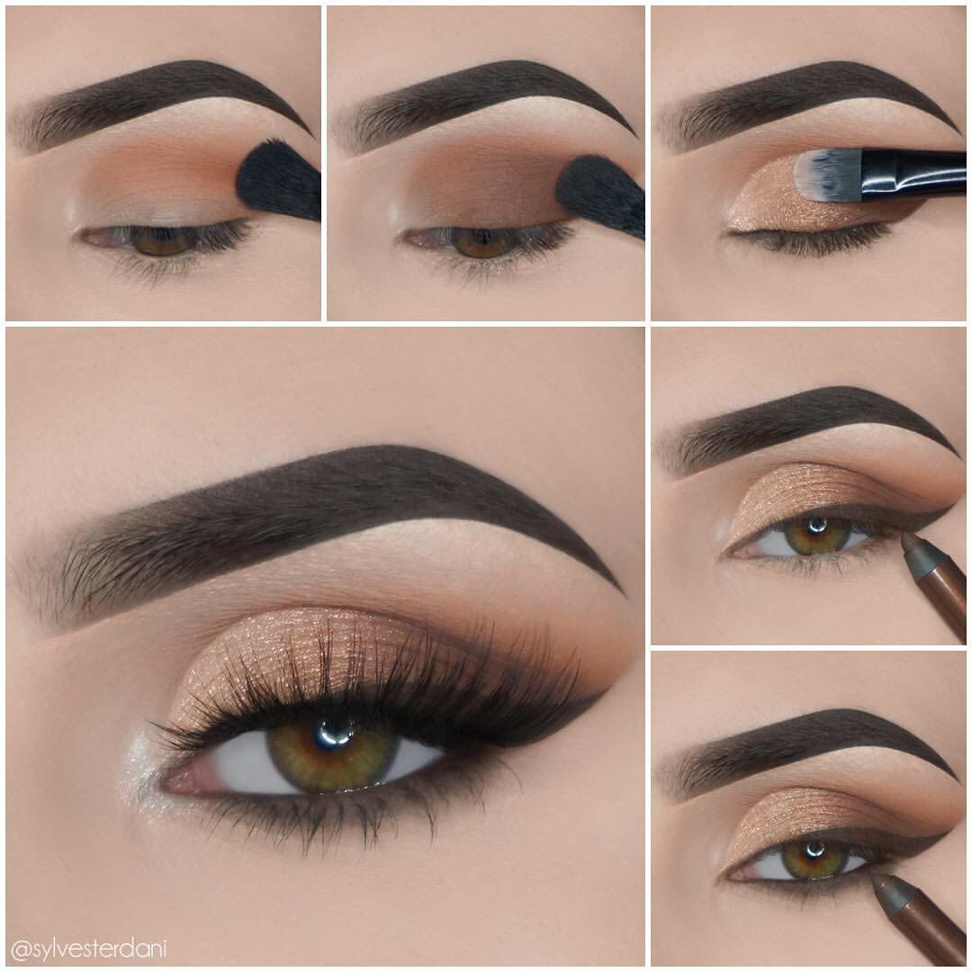 10 Latest Eye Makeup Step By Step for Beginners in 2020