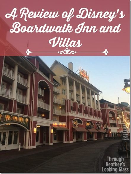 Disney S Boardwalk Inn And Villas Pinterest Hollywood Studios Epcot