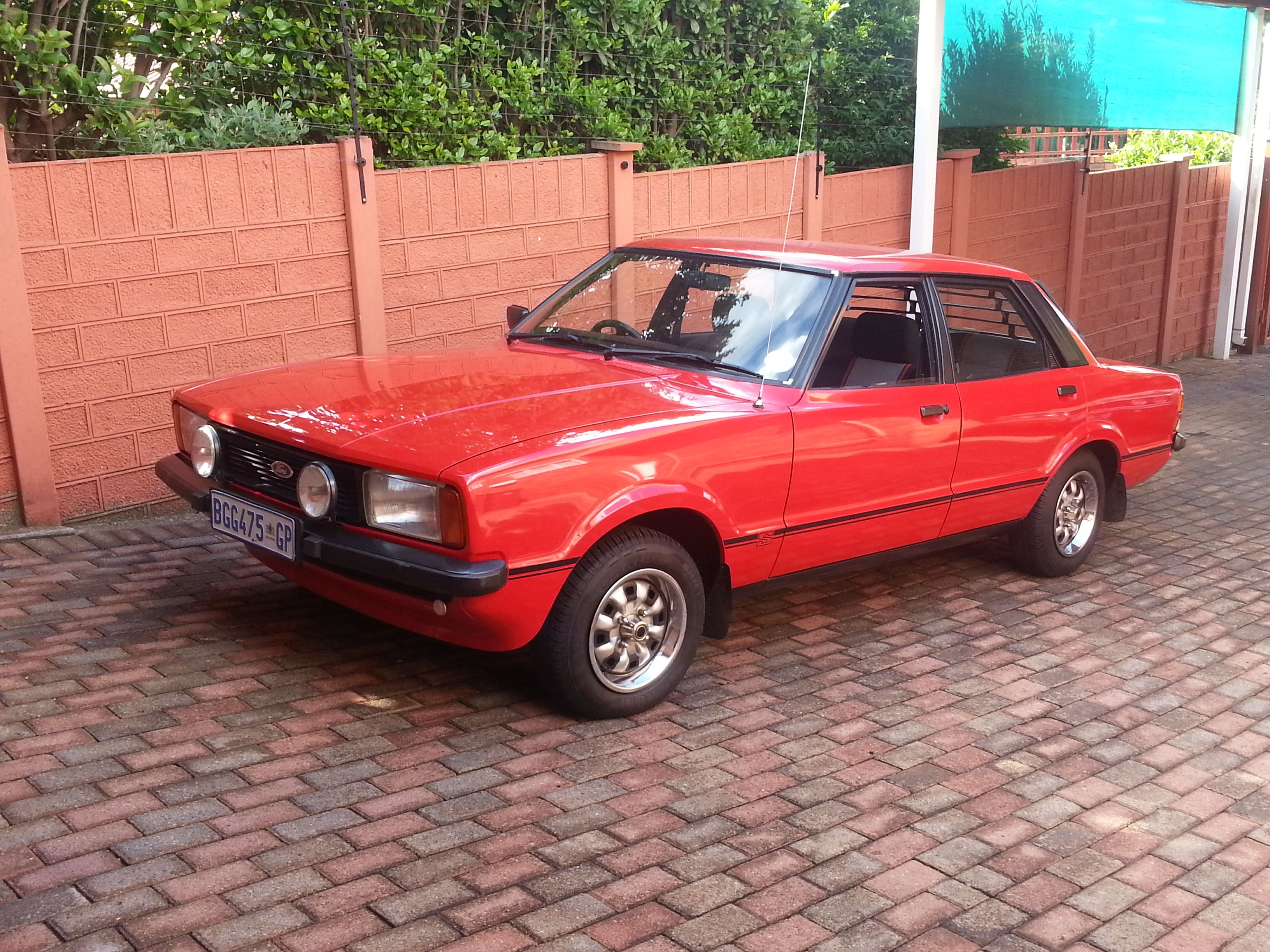 79 Ford Cortina 3 0 S Ford Classic Cars Classic Cars Car Ford
