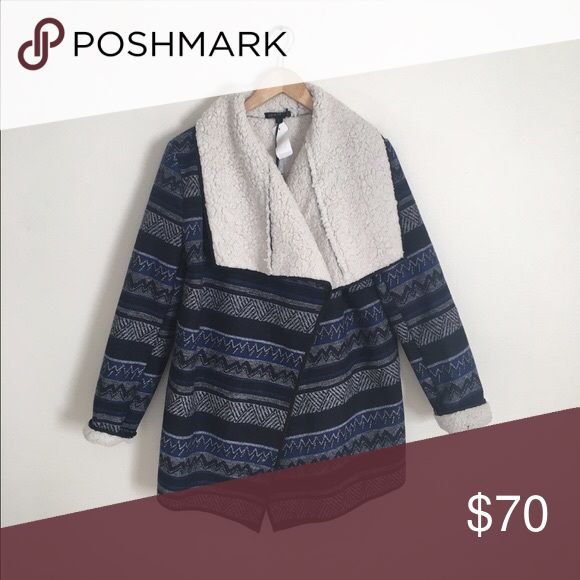 Selling this KIWI TUCKER Aztec Coat on Poshmark! My username is: smembren. #shopmycloset #poshmark #fashion #shopping #style #forsale #Kiwi Tucker #Jackets & Blazers