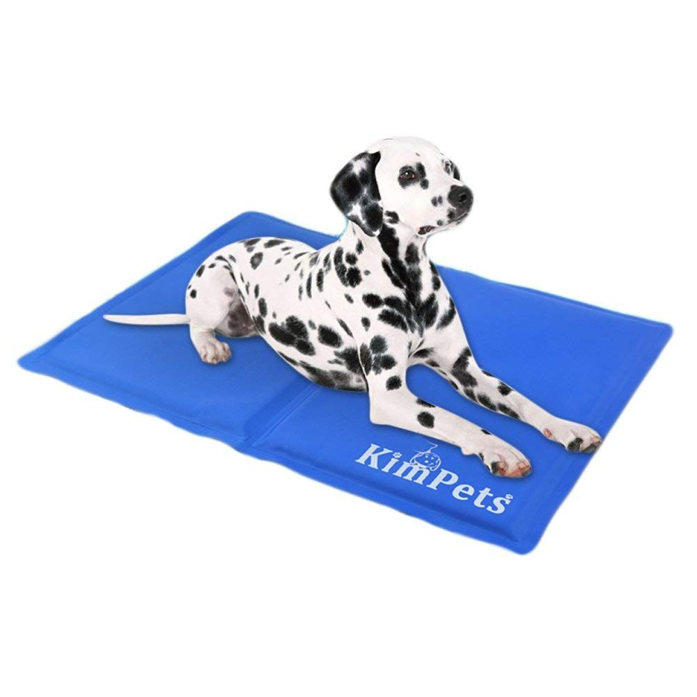 Saymequeen 3 Size Pet Summer Chilly Mat Self Cooling Pad Gel Dog Cat Bed Mat Be Sure To Check Out This Awesome