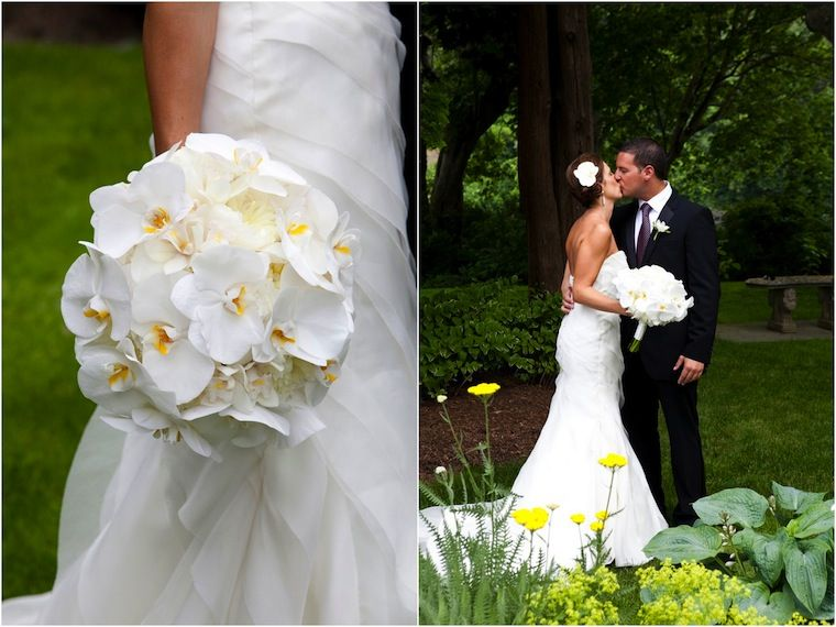 Love this light and airy bouquet!