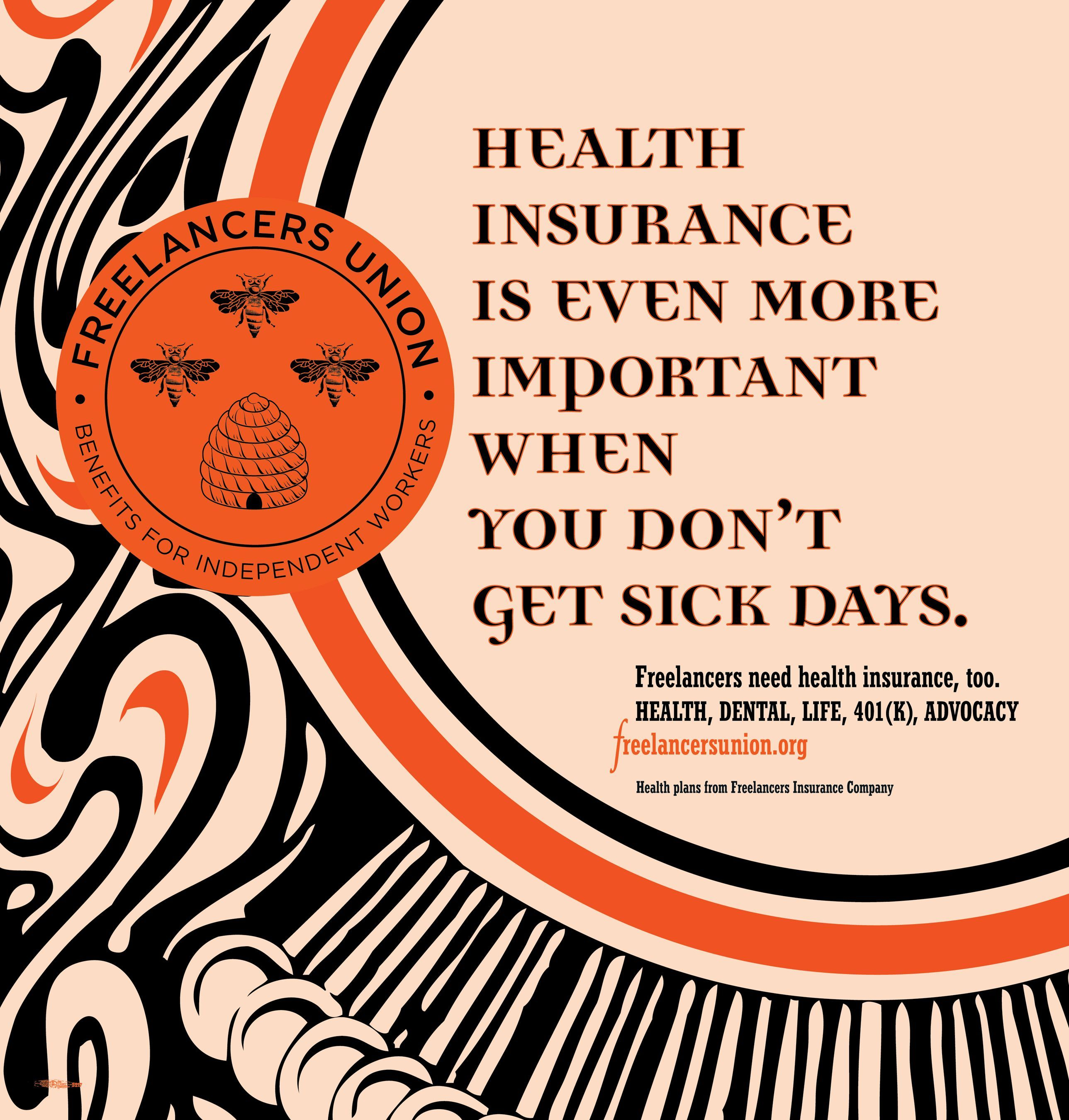 """""""Health Insurance is Even More Important When You Don't"""