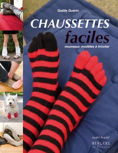 Chaussette à doigts en laine, Modèle de tricot - Loisirs ...