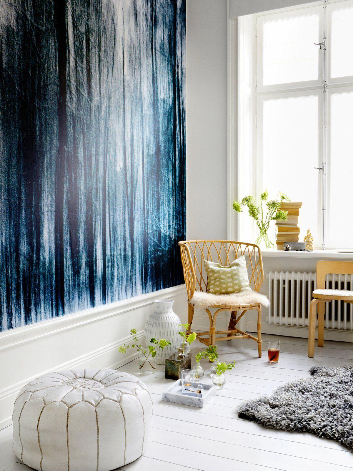 Tapeten: die schönsten Trends, Muster, Farben und Co. | Tapeten ...